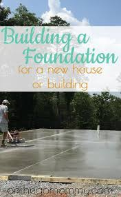 new home construction steps do it yourself foundation building our new home preparing to pour
