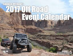 sidekick jeep it u0027s here the 2017 modernjeeper off road event calendar modern