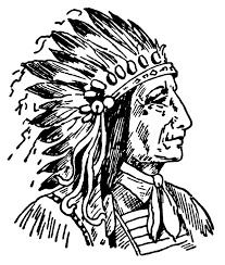thanksgiving indian chief thanksgiving old design shop blog