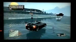 pedzakbyker ps3 gta v modded race on water