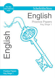 key stage 1 english practice papers at schofield and sims