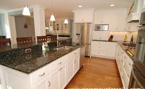 white kitchen cabinets with green countertops white kitchen cabinets green granite countertops erigiestudio
