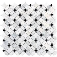 Home Depot Design Center Nashville Ms International Florita 13 In X 13 In X 10 Mm Polished Marble