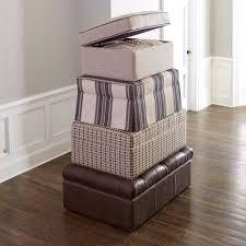 custom ottoman storage bassett furniture