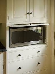 Kitchen Cabinet Microwave Shelf by 10 Clever Updates For A Clutter Free Kitchen Clutter Hgtv And