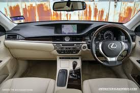 lexus sedan malaysia driven the 2013 lexus es250 u2013 the brand u0027s u0027elegant sedan u0027 sets to