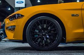 Black Mustang Wheels 2018 Mustang Wheels 2018 Mustang Rims Cj Pony Parts