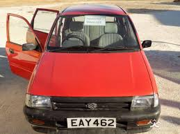 suzuki alto 1995 hatchback 0 7l petrol manual for sale larnaca