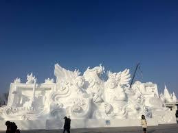harbin snow and ice festival 2017 china u0027s spectacular harbin ice and snow festival expected to