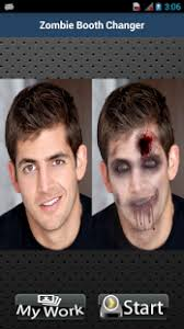 zombiebooth 2 apk booth photo editor make me zombify android apps