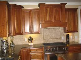 cherry oak cabinets kitchen design