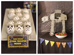 Star Wars Birthday Decorations Star Wars 5th Birthday Party Free Printable Smash Cake
