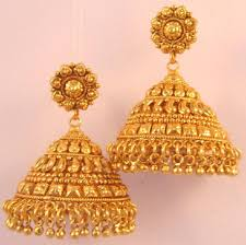 9 latest temple jewelry jhumka designs styles at life