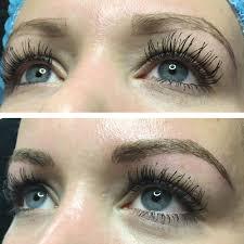 At Home Eyelash Extensions Brows We Love Microblading And Eyelash Extensions By Phibrows