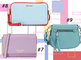 colorful designer fall winter 2016 2017 most colorful designer bags fashionisers