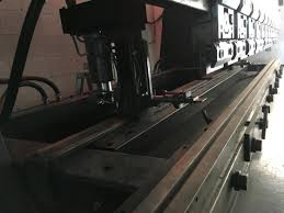 i just bought my first press brake and i need help with the cnc