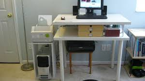 Lifehacker Standing Desk Ikea Make Yourself A Standing Desk This Weekend