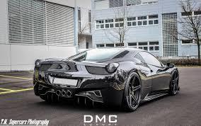 silver 458 italia black 458 italia by dmc 5 images black 458
