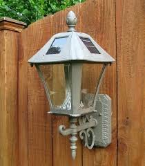 Solar Powered Wall Lights Uk - solar garden post lights u2013 exhort me