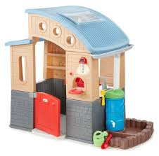 little tikes go green eco friendly playhouse toys