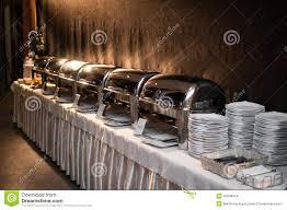 how to set a buffet table with chafing dishes chafing dish stock photos download 1 432 images