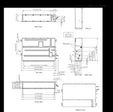 18rlfcd slim duct halcyon single room mini split systems
