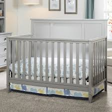 Best Baby Convertible Cribs by Amazon Com Delta Children Easton 4 In 1 Convertible Crib Grey