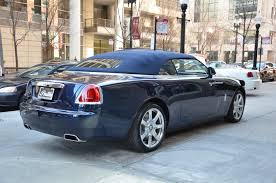 rolls royce dawn blue 2017 rolls royce dawn stock r382 for sale near chicago il il