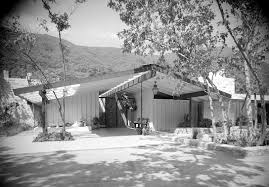 Old Ranch House Developer Cliff May U0027s Last Home Mandalay Old Ranch Road Los