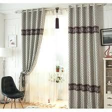 rideaux pour cuisine beaux rideaux rideau taffetas gris beaux rideaux de la fenatre pour