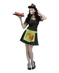 Halloween Costumes 50s 50s Zombie Waitress Costume Buy Cheap Zombie Walk Costumes