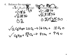 balancing equations with fractions science chemistry showme