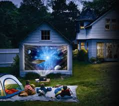luxury s day gift idea outdoor projector alpha