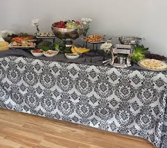 can you put a rectangle tablecloth on a round table catering linens everything you need to know