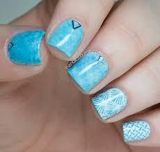 25 blue nail designs ideas free premium templates