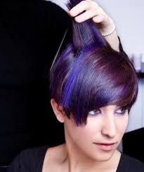 short hair popular hair colors chunky highlights hairstyles pictures lovetoknow