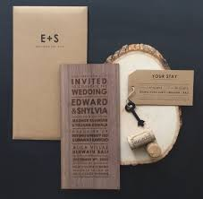 laser cut wood invitations pensée invitation u0026 stationery wedding invitations in jakarta
