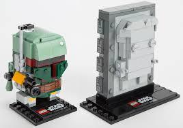 nissan lego nycc 2017 lego u0027star wars u0027 brickheadz exclusive boba fett u0026 han