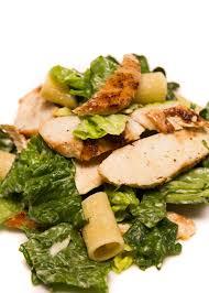 smartchicken com chicken pasta salad with creamy garlic dressing