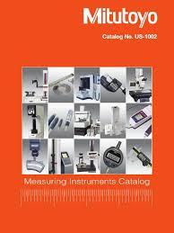 mitutoyo catalog pdf calibration metrology