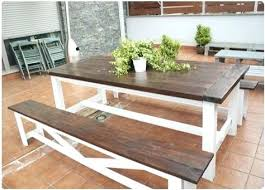 picnic table dining room picnic dining room table picnic table style dining room tables