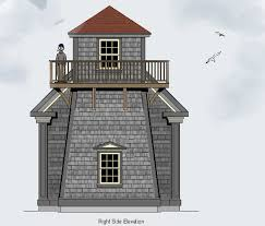 lighthouse floor plans tower house design plans mansion design plans castle design