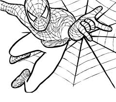 spiderman color pages coloring pages adresebitkisel