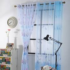 Blue Curtains For Nursery by Compare Prices On Boys Bedroom Curtains Online Shopping Buy Low
