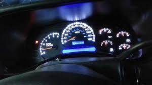 chevy silverado interior lights 2004 gmc sierra complete interior led conversion youtube