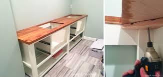 32 Vanity Top Bathroom The Most How To Make A Wooden Vanity Top Countertop