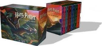 harry potter paperback boxed books 1 7 rowling