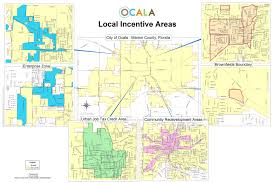Florida Flood Zone Map by Economic Development City Of Ocala