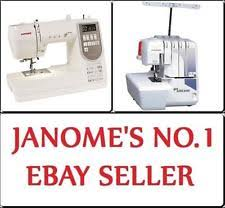 janome craft sewing machines ebay