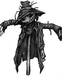 Scary Scarecrow Costume Evil Scarecrow Costume Jpg Clip Art Library